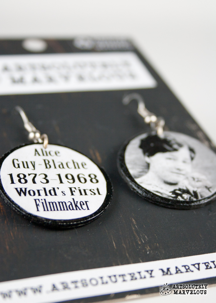 First Filmmaker Handmade Earrings