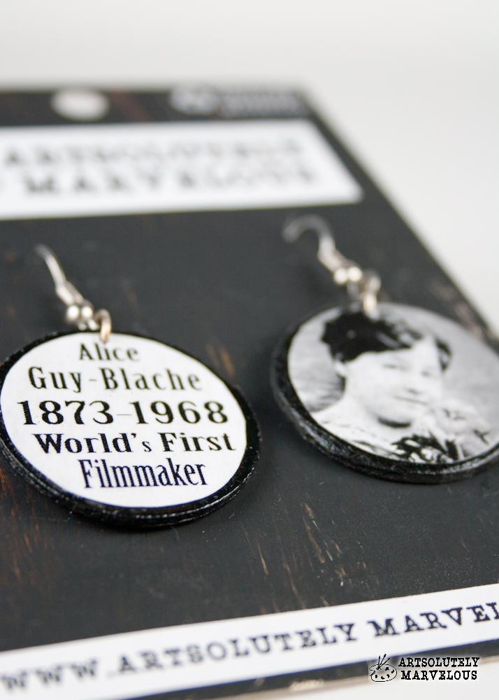 First Filmmaker Handmade Earrings